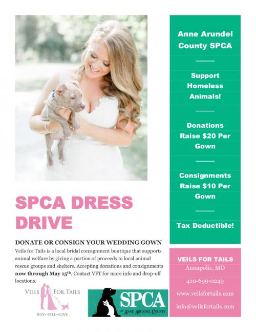 SPCA Dress Drive