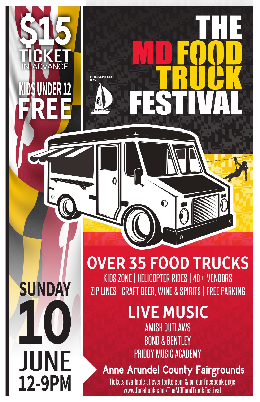 Food Truck Festival – June 10