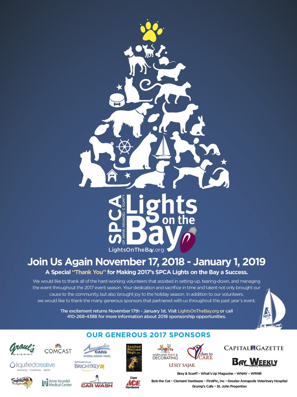 Lights On The Bay-11/17 to 01/01