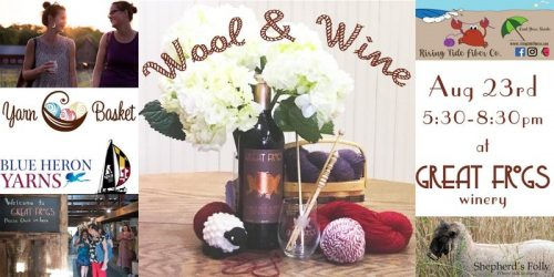 Wine & Wool with the SPCA-Aug 23