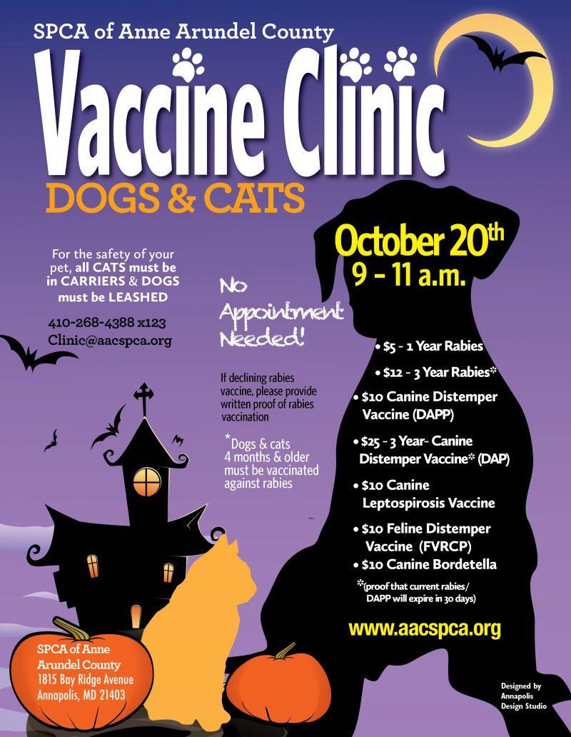 Vaccine Clinic – 10/20