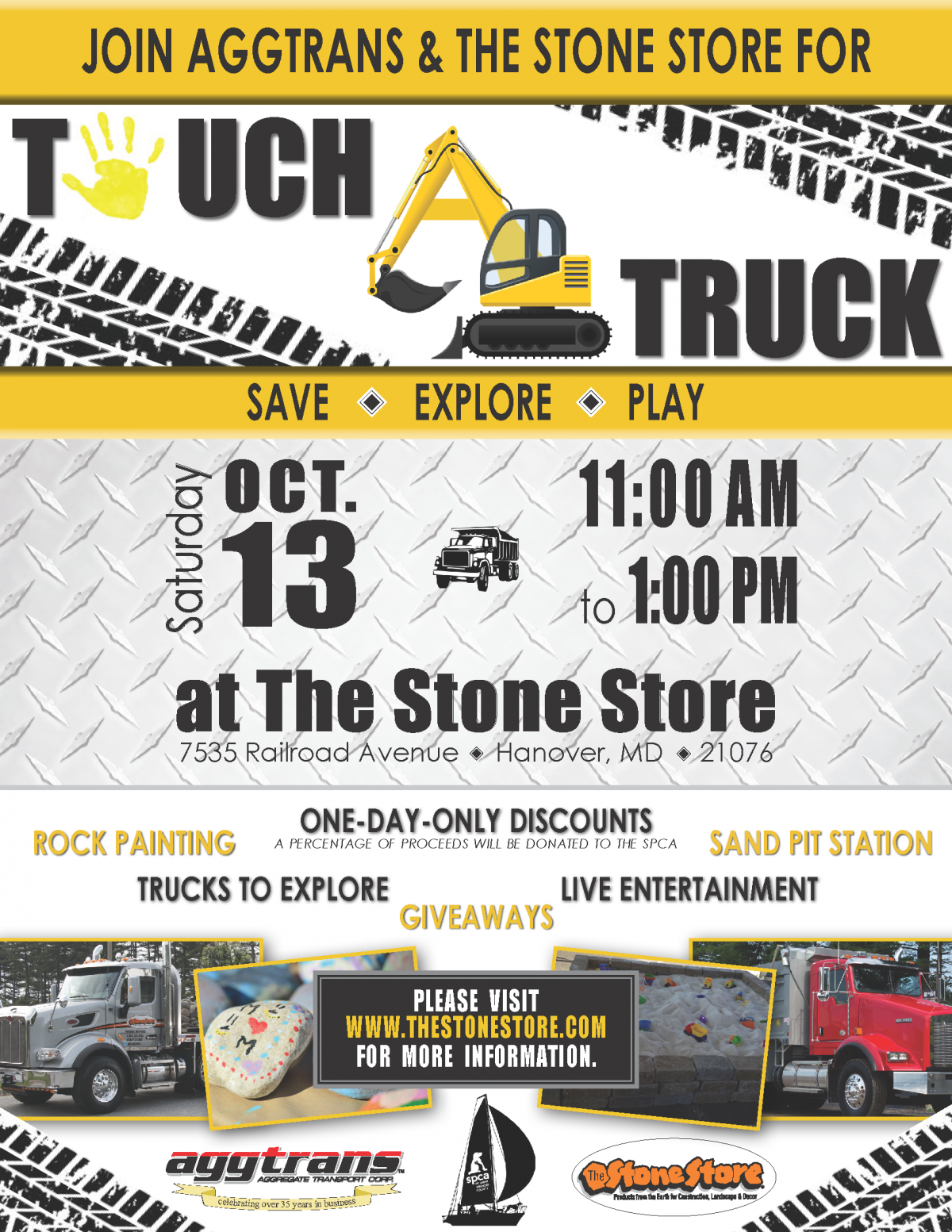 Touch-A-Truck – 10/13