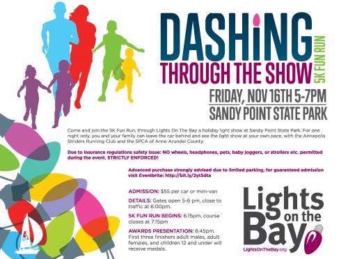 Dashing Through the Show – 11/16