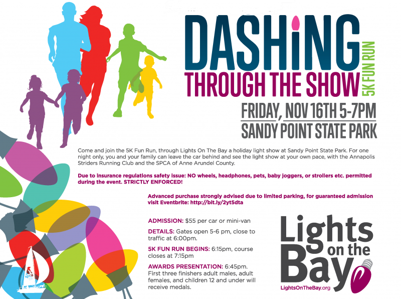 Dashing Through the Show – 11/16