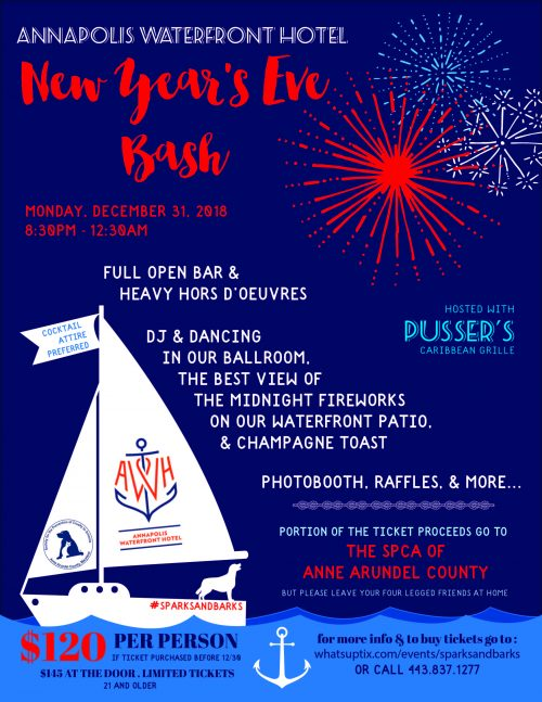 New Year's Eve Bash – 12/31