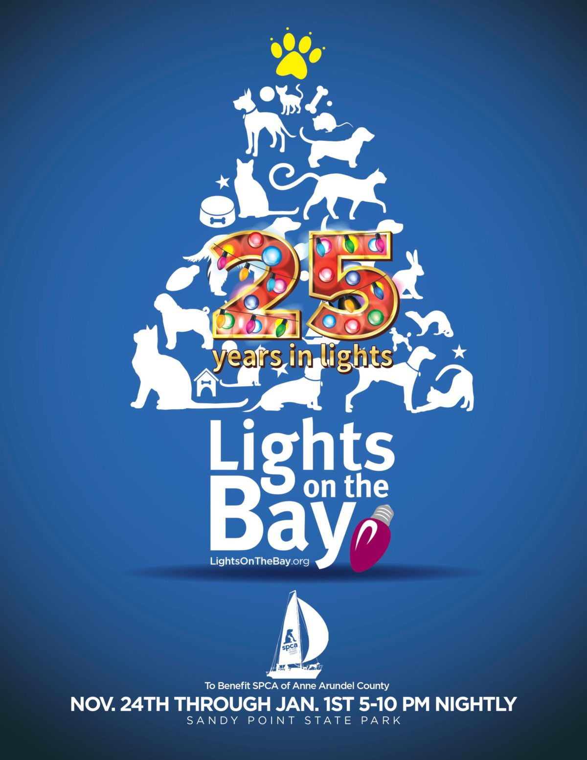 Lights On The Bay-11/24 to 01/01
