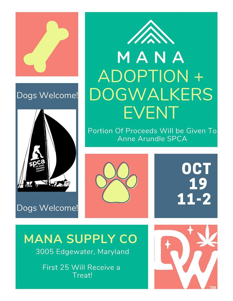 Mana Supply Co – 10/19