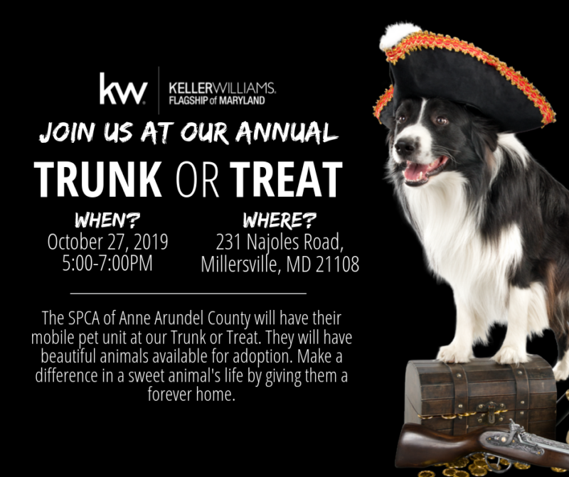 Trunk or Treat – 10/27