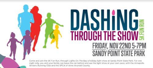 Dashing Through the Show – 11/22