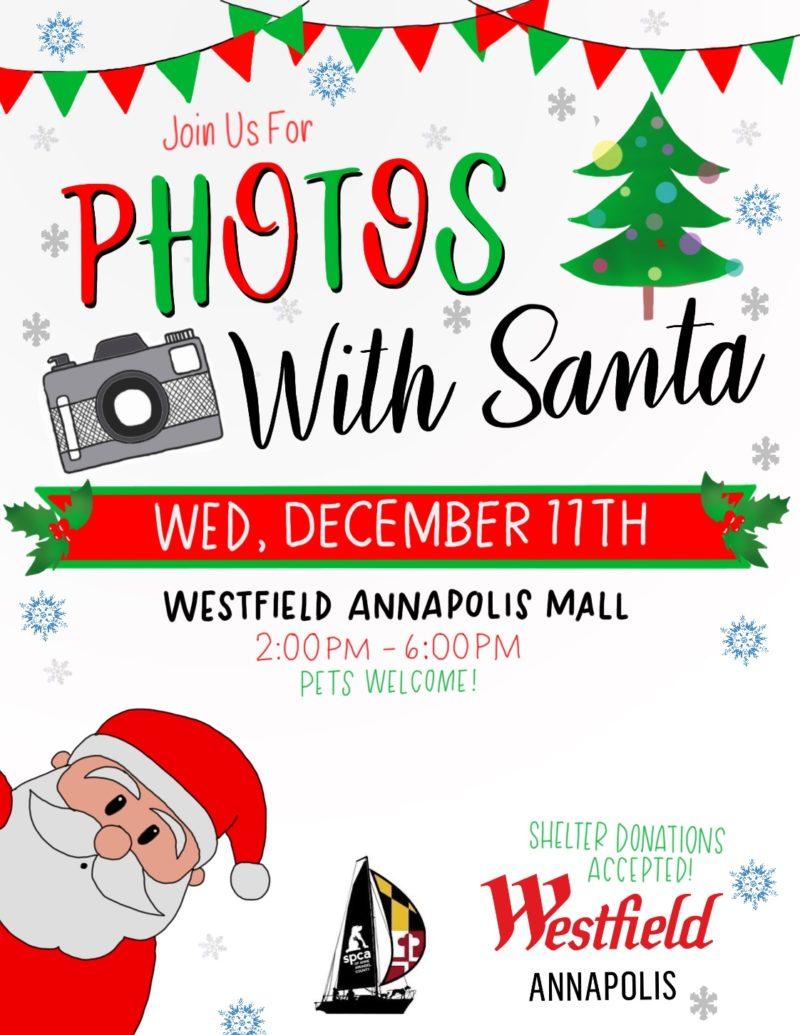 Santa Paws @ Westfield – 12/11