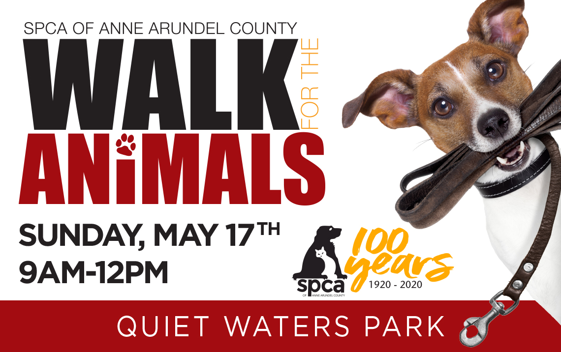 Walk for the Animals – 5/17