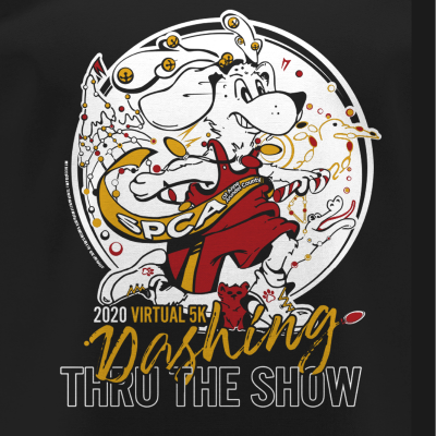 Dashing Thru The Show Virtual 5K – now until 12/20