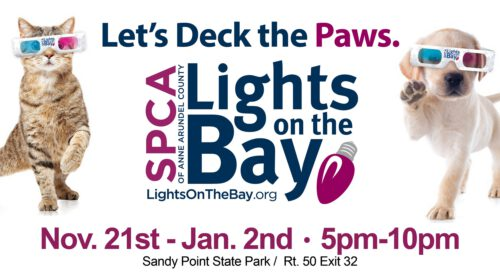 Lights On The Bay- 11/21 to 01/02